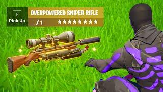 i created a new sniper…