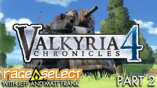 Valkyria Chronicles 4 - The Dojo (Let's Play) Part 2