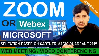 The best web meeting or video conferencing software for 2020
