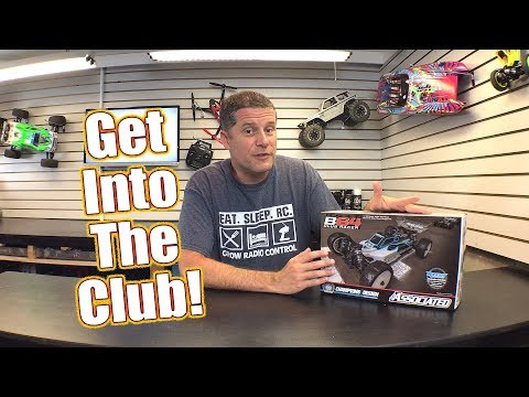 Getting Into 4WD RC Buggy Racing Is Easy – Team Associated B64 Club Racer Unboxing | RC Driver