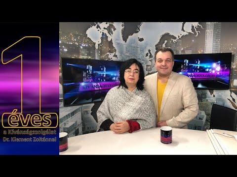 1 éves a Kívánságszolgálat Dr. Klement Zoltánnal – 158. adás, 2021.03.01., Szabó Ágnes