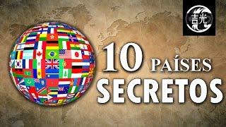 10 Países secretos que seguramente no conoces