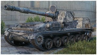 SU 130PM • SOVIET SCORPION • WoT Gameplay