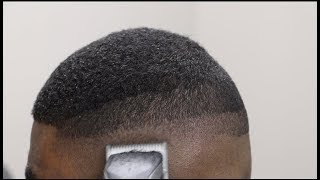 Military Skin Fade - Haircut Tutorial(Detachable Blades)