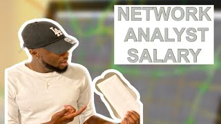 How much I made as an entry level Network Analyst