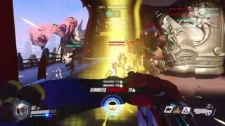 Overwatch : Capture Point - Defend