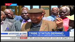Kirinyaga elders file petition seeking to have Akirinyaga community recognised as Kenya's 45th tribe