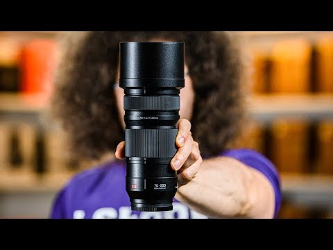 External Review Video JNn3O4eGEVw for Panasonic Lumix S Pro 70-200mm F4 OIS Lens (S-R70200)