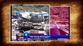 Gempa Dan Tsunami Terjadi 25 Oktober 2010 Di Mentawai  NET24