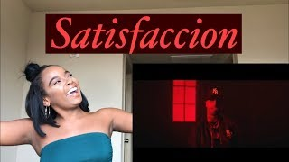 Satisfaccion   Nicky Jam X Bad Bunny X Arcangel (REACTION)
