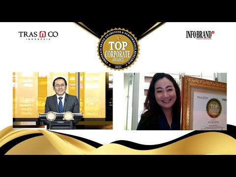Mencatatkan Laba Rp 47,78M, PT Astra Graphia Tbk Raih Penghargaan Top Corporate Award 2021