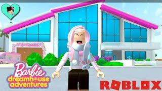 Me Mudo a La Casa de Barbie Dreamhouse Adventures en Roblox! - Titi Juegos
