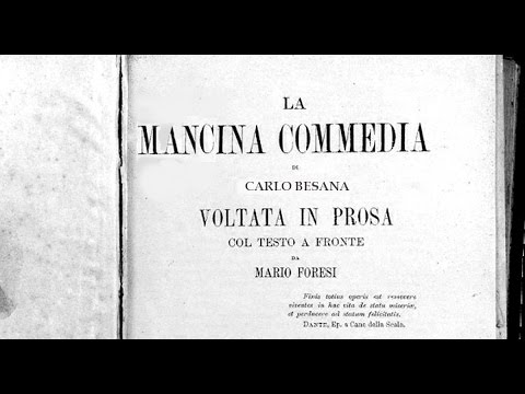 La Mancina Commedia ed il candidato Travicello