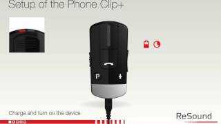 Help & support for your Phone Clip+ | ReSound | ReSound