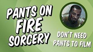 Pants on Fire Sorcery   Elder Scrolls Legends
