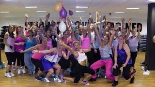 Isabella Larka - Shekini (P-Square) // Zumba Choreography