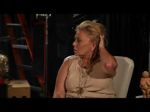 "Roseanne Posted A Batshit Video About Valerie Jarrett: ""I Thought The Bitch Was White"""