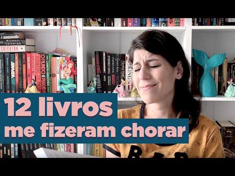 12 Livros que me fizeram chorar | BOOK GALAXY