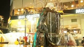 preview picture of video 'Cosplay Idol @ Hatyai Street Carnival 2013'