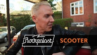 Scooter | BACKSTAGE | Rockpalast | 2015
