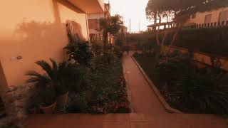 Flying in the Garden - Riprese Aeree con Drone FPV