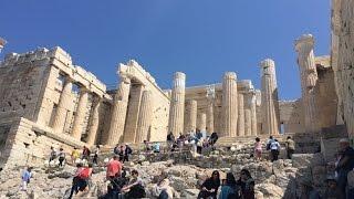 В Греции закрыли исторические памятники из-за протеста