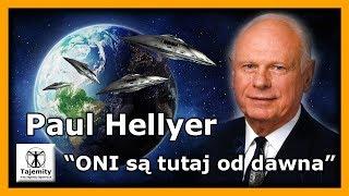 """Paul Hellyer – """"ONI są tutaj od dawna"""""""