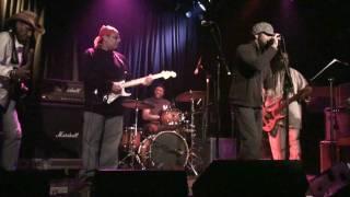 Funkadelic - Super Stupid (cover) - Pedro Bell Benefit 01
