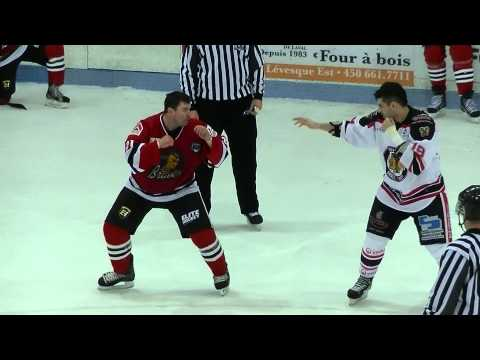 David-Joel Leddicote vs. Guillaume Coudé-Tremblay
