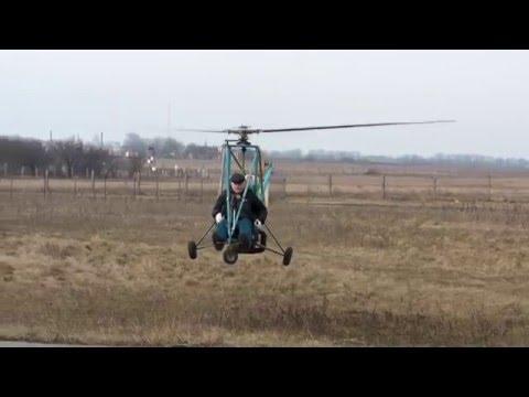 Video Membuat HELIKOPTER Dengan mesin SEPEDA MOTOR