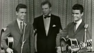 Everly Brothers International Archive : Ed Sullivan Show  August 4th 1957