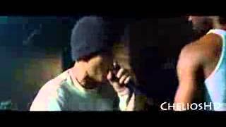 8Mile Lotto vs  B Rabbit HD Second Battle LYRICS   CheliosHD 2