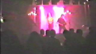 FX performing Danzig's 'Anything' live - 1993