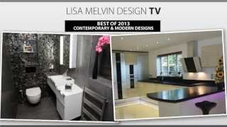 Contemporary Kitchens & Modern Bathrooms - The Best Of 2013
