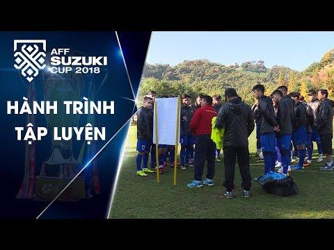 ĐTVN chuẩn bị cho trận đấu tập với CLB Incheon United
