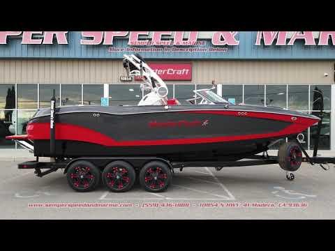 2021 Mastercraft X24 in Madera, California - Video 1