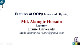 OOP in CPP-02: Classes and Objects || Introduction of a CPP program || Function Declaring in 2 ways