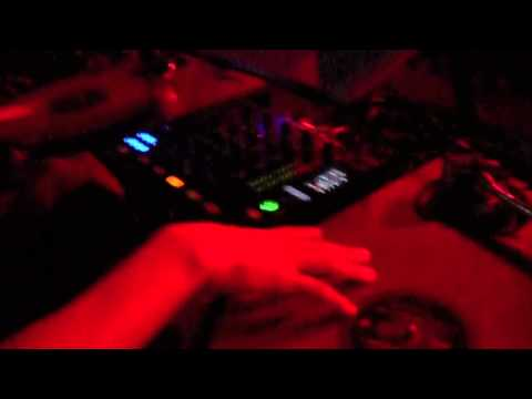 DJ Shy @ Alchology in Cebu, Philippines