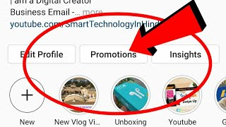 How to Delete Promotion Button From Instagram