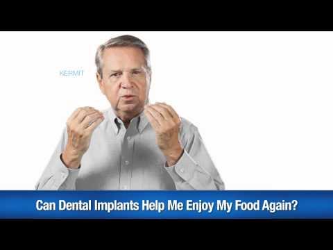 Dentures Spokesmodel Video Demo Reel