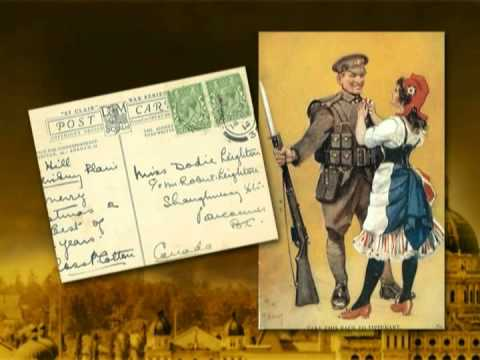 WWI Christmas Cards