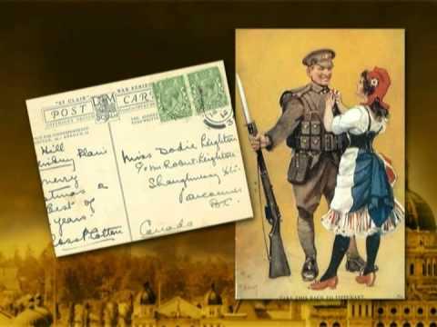 World War One Christmas Cards
