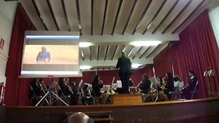 preview picture of video 'BANDA JUVENIL SARRION AYAMONTE Y DANCES WITH WOLVES 21/04/2012.MP4'