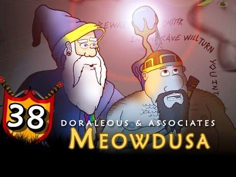 Mňaudúza - Doraleous a společníci (S01E38)