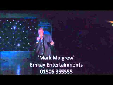 Mark Mulgrew - It's not unusual.wmv
