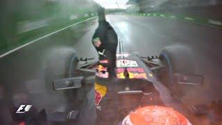 Max Verstappen's Masterclass   2016 Brazilian Grand Prix
