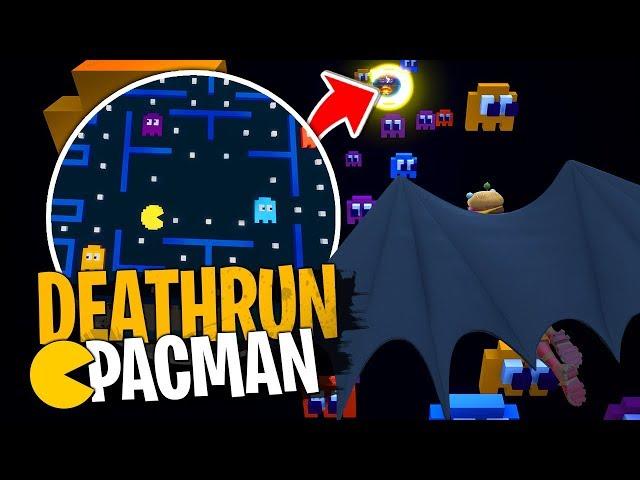 PAC-MAN DEATHRUN