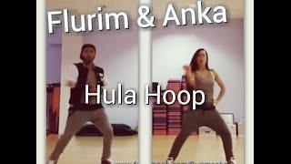 O.M.I - Hula Hoop // Zumba // Choreo by Flurim & Anka