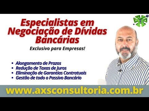 Especialistas em Negociação de Dívidas Bancárias de Empresas Consultoria Empresarial Passivo Bancário Ativo Imobilizado Ativo Fixo