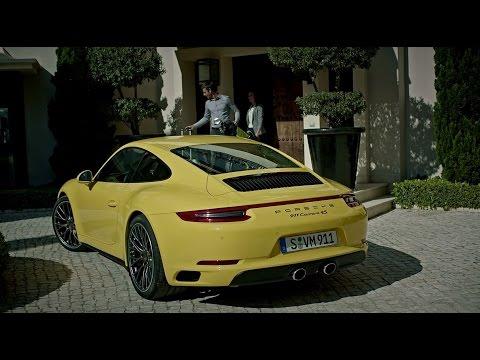 Porsche  911 Купе класса A - рекламное видео 3